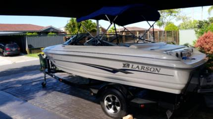 Larson Bowrider V6 180 SEi