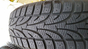 185-65-15 Sailun Iceblazer Winter snow tires 90% tread