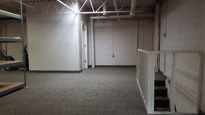 1 or 2 office spaces (plus loft) for rent in Scarborough