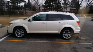 Dodge journey awd rt 2015 fully loaded