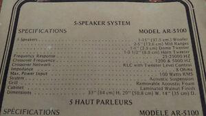 Audiosphere 15 inch subs AR-5100