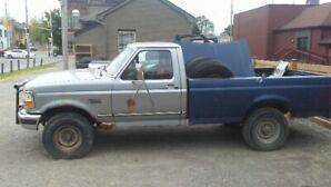 Truck Norris-1997 Ford F 250. 460ci Big Block