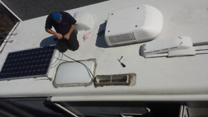 RV SOLAR AND ELECTRICAL INSTALLATIONS