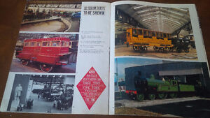 Brochure: The National Railway Museum, 1976-77 20 pages Kitchener / Waterloo Kitchener Area image 2