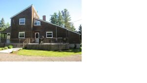 Beautiful Riverfront Home for Rent -- 35 minutes to Moncton