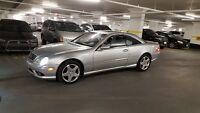 2004 Mercedes-Benz CL 500 Coupe AMG package, very clean