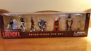 Unopened - Grendel PVC Set