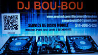 disco mobile dj bou bou