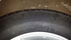 looking for a full size P235/65R18 tire on mag rim? Kitchener / Waterloo Kitchener Area image 2