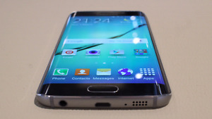 Samsung S6 Edge - 1 year old, in case, like new
