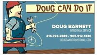 DOUG CAN DO IT HANDYMAN SERVICE
