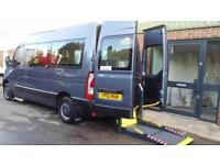 2012 Renault Master 2.3TD MM33 AUTOMATIC Wheelchair Accessible Vehicle