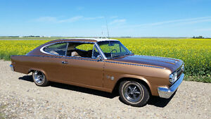 RARE 1966 AMC MARLIN FOR SALE
