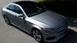 Belle Mercedes-Benz  C400, 4matic