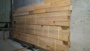 Hard wood flooring tongue and groove