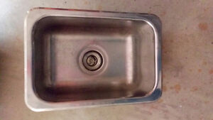 Stainless Steel Rectangle Sink