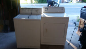 Washer,dryer,stove