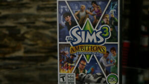 SIMS 3 EXPANSION PACK 2+ CDS