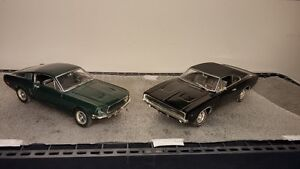 1/18 scale diecast cars
