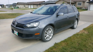 2011 VW Jetta Wagon TDI Highline