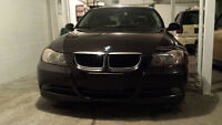 2006 BMW 330i cuire Berline