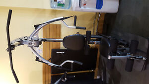 Inspire Body Lift Home Gym