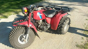 1982 HONDA BIG RED GOOD CONDITION