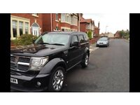 Dodge nitro for sale manual 2.8 diesel great example