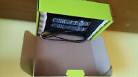 Shaw PVR recorder & 2 remotes with cords like new