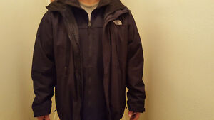 Manteau North Face Triclimate xl