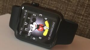 Black Apple Watch 42mm (On Hold)