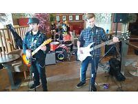 Bassist wanted for Hull punk band!
