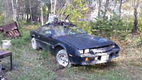 84 Camaro parting out!or take whole car!