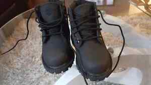 Baby boy Timberland boots  Kitchener / Waterloo Kitchener Area image 2