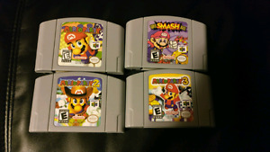 N64 Games for Sale