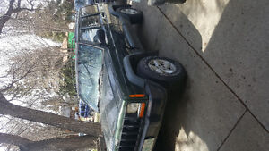 1999 Jeep Cherokee Wagon
