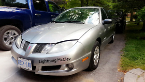 2004 Pontiac Sunfire For Sale (As Is)