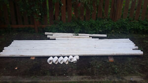 IPEX PVC 3 inches x 10 ft SOLID SEWER PIPE