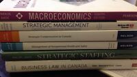 2ND YEAR BUSINESS ADMIN TEXTBOOKS