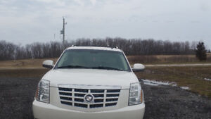 Escalade EXT- Fully loaded- Propane and gas dual- $40 fill up