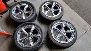 Rims amd tires for sale
