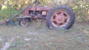 Farmall row cropper