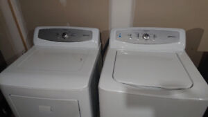Brada HE Washer and Dryer combo