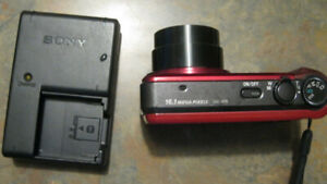 Sony Cyber-shot DSC-H70 16.1MP with 10x Optical Steadyshot zoom