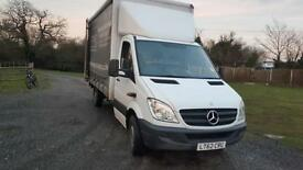 Mercedes-Benz Sprinter 2.1TD 316CDI LWB CURTAIN SIDE