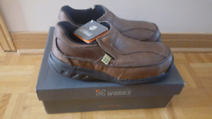 Brand New Rockport 9.5 W Work Safety Shoes