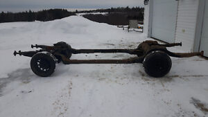 Complete G body frame-chassis for sale or trade