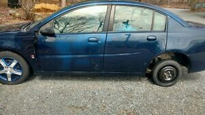 2007 Saturn Ion low kms