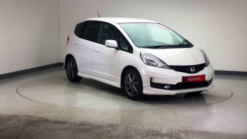 Honda Jazz 1.4 i-VTEC Si PETROL MANUAL 2013/13