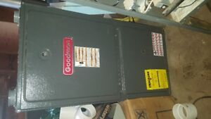 natural gas furnace and parts